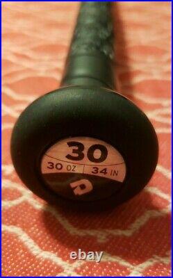 2013 Demarini Raw Steel Singlewall Slowpitch Bat 34/30 Asa/usssa Stamp Niw Rare