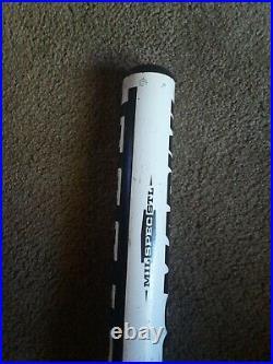 2013 Demarini Softball Bat White Steel C6 34/26 Slowpitch Whi13sa Singlewall