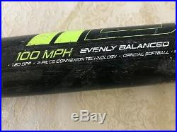 2013 Easton B1.0 Sp13b1 Balanced Usssa 27 Oz Slowpitch Softball Bat Nsa Isf Hot