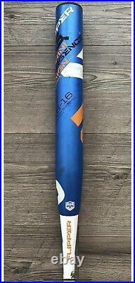 2016 DeMarini Flipper Aftermath OG Slowpitch Softball BAt ASA 34 in / 26 oz Blue