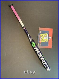 2016 Demarini Mercy ASA Slowpitch Softball Bat 34/ 26oz, 7/10 Condition