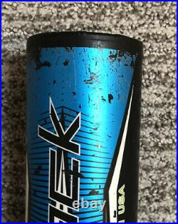 2016 Miken Freak Black Slowpitch Softball Bat 26oz Usssa Blckbu Balanced Rare