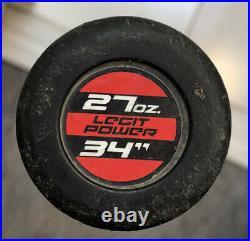 2016 Worth Legit Greg Connell Slowpitch Softball Bat 27oz Balanced Usssa Sbl22b
