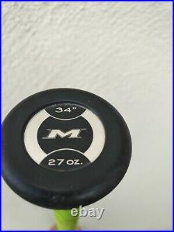 2017 Miken PSYCHO SUPERMAX 34 27 oz SYKDTE Slowpitch Softball Bat USSSA NSA