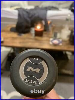 2018 Miken Psycho Maxload Slow Pitch Softball Bat 26.5 Oz