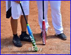 2019 Adidas Melee 12 Endloaded 12 2-Piece SSUSA Senior Slowpitch Softball Bat E