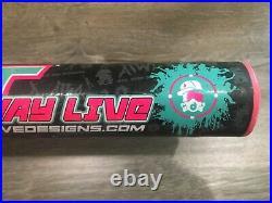 2019 Jeff Hall Legit All The Way Live 25.5oz Usssa Slowpitch Softball Bat