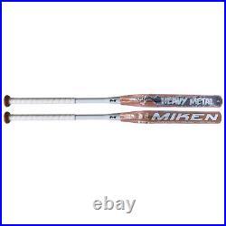 2019 Miken Heavy Metal 12 USSSA Slowpitch Softball Bat MSISHM 25.5 oz