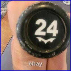 2020 Monsta Hype End Loaded Flex Handle 24oz. ASA/USA Slowpitch Softball Bat