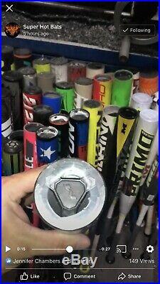 2020 Shaved Miken Freak GOLD Usssa Homerun Derby Ready Slow Pitch Softball Bat