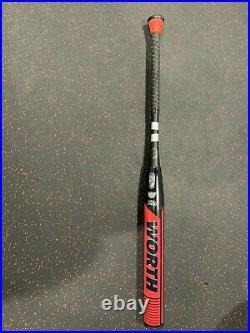 2020 Worth MACH 1 BS 302 Balanced 13.5 2PC USSSA Slowpitch Softball Bat WM20BU