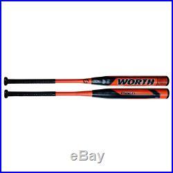 2020 Worth Mach 1 34/26 Cobra XXL End-loaded Usssa Slowpitch Softball Bat Wmch12