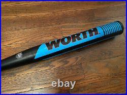 2020 Worth Mach 1 Boss 302 Balanced 26oz WM20BA ASA Slowpitch Softball Bat Pre