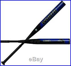 2020 Worth Mach 1 Cobra Jet 428 XL Slowpitch Softball Bat ASA WM20MA 34/27