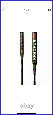 2020 Worth Ryan Harvey Krecher XL ASA Slowpitch Softball Bat. 34/27. 13.5