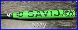 2020 Worth Savij S. Smith XL 12.5 2PC USSSA Slowpitch Softball Bat WSS20U
