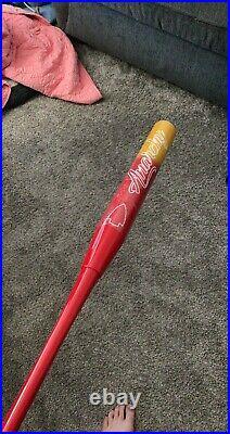 2021 Anarchy Diabolical Chiefs Bat USA/ASA Slowpitch bat 27oz