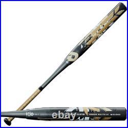 2021 DeMarini Nautalai MidLoad 34/28oz Senior Slowpitch Softball Bat WTDXSNM-21