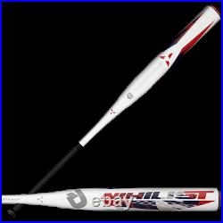 2021 DeMarini Nihilist USA 34in/27oz ASA Slowpitch Softball Bat WTDXNIA-21