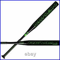 2021 Miken Rev Ex Maxload 14 34/30oz USA/ASA Slowpitch Softball Bat MREV21