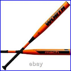2021 Worth Mach 1 Balanced 13.5 34/26oz USA/ASA Slowpitch Softball Bat WM21BA
