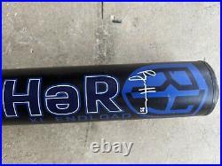 2021 Worth WRH21U Ryan Harvey KReCHeR XL 34in/28oz USSSA Slowpitch Softball Bat