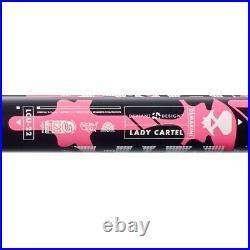 2022 DeMarini Lady Cartel USSSA/240 25oz Slowpitch Softball Bat WTDXLCU-22