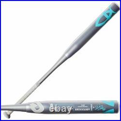2022 DeMarini Nihilist DB ASA/USA 26.5oz Slowpitch Softball Bat WTDXNID-22