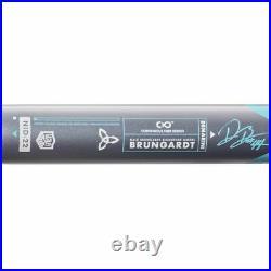 2022 DeMarini Nihilist DB ASA/USA 27.5oz Slowpitch Softball Bat WTDXNID-22