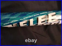 ADIDAS MELEE RELOADED SLOWPITCH SENIOR SOFTBALL BAT 34 27.5 Melee2 SL RL DP5766