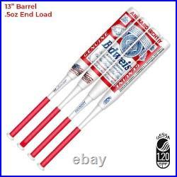 Anarchy Budweiser Slowpitch Softball Bat 26oz. 5 Endload Usssa Limited Utrip
