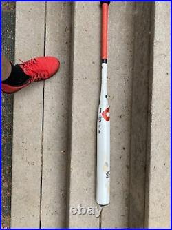 Demarini slowpitch softball bat usssa