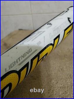 Dudley Lightning Legend 26oz Endload Senior Softball Bat Used