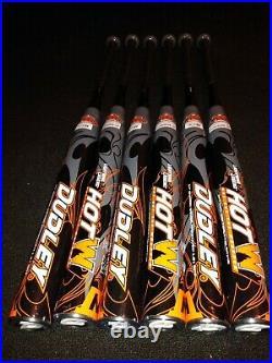 Dudley Lightning Legend HOTW 2 Pc Softball Bat 26oz
