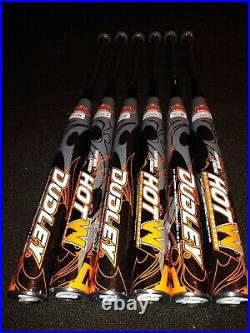 Dudley Lightning Legend Hotw 2pc Endloaded Softball Bat 27oz