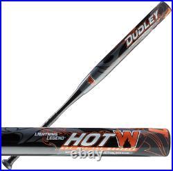 Dudley Lightning Legend Senior Slow pitch Softball Bat 34 26 oz. HOTW Composite