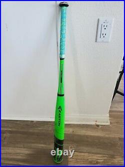 Easton L6.0, 34/27 ASA, ISF slowpitch softball bat