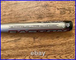 Easton Synergy Bat Extended SCX3 34 26 Oz Slow Pitch Softball No cracks/dents