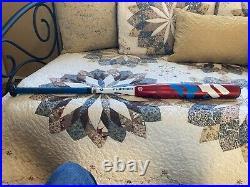 HOT Demarini Flipper Aftermath USA 34/27 (-7) Slowpitch Softball Bat ASA