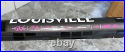 Jeff Hall Cuz LVS TPS Slow Pitch Softball Bat 25.5 OZ