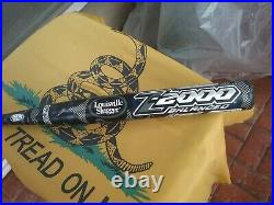 MINTY Louisville Slugger Z2000 Balanced USSSA ASA Slowpitch Softball Bat 27/34