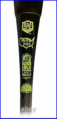 Miken Exclusive 2021 Chaos All Association Slowpitch Softball Bat 14 inch bar