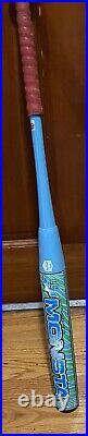 Monsta LC slowpitch softball bat