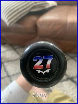 Monsta Slow Pitch Slowpitch Softball Bat Bombardier 27 Oz 4500 Handle