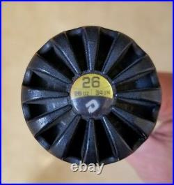 NEW 2004 Demarini Distance 26oz. WTDXDIS9 ASA/USSSA Slowpitch Softball Bat
