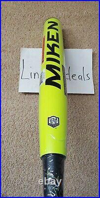 NEW 2020 Miken Freak 23 Maxload KP23 26oz. MKP20A ASA Slowpitch Softball Bat