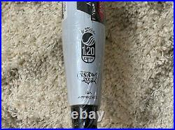 NEW! Factory Sealed MIKEN DC41 Supermax USSSA Slowpitch Bat 34/27 White Softball