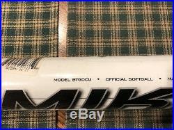 NIW OG MIKEN DC-41 SUPERMAX DC41 SLOWPITCH BAT 27 oz RED KNOB/BUBBLE STICKER HOT