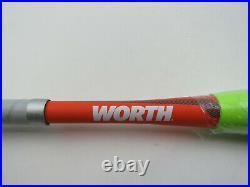 New! 2019 Worth EST Comp XL Reload Slowpitch Softball Bat End Load 28.5oz WE19MU