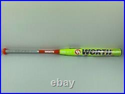 New 2019 Worth EST Comp XL Reload USSSA Slowpitch Softball Bat 28.5oz WE19MU 34